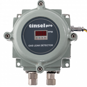 CFC GAS DETECTOR WITH FLAME PROOF